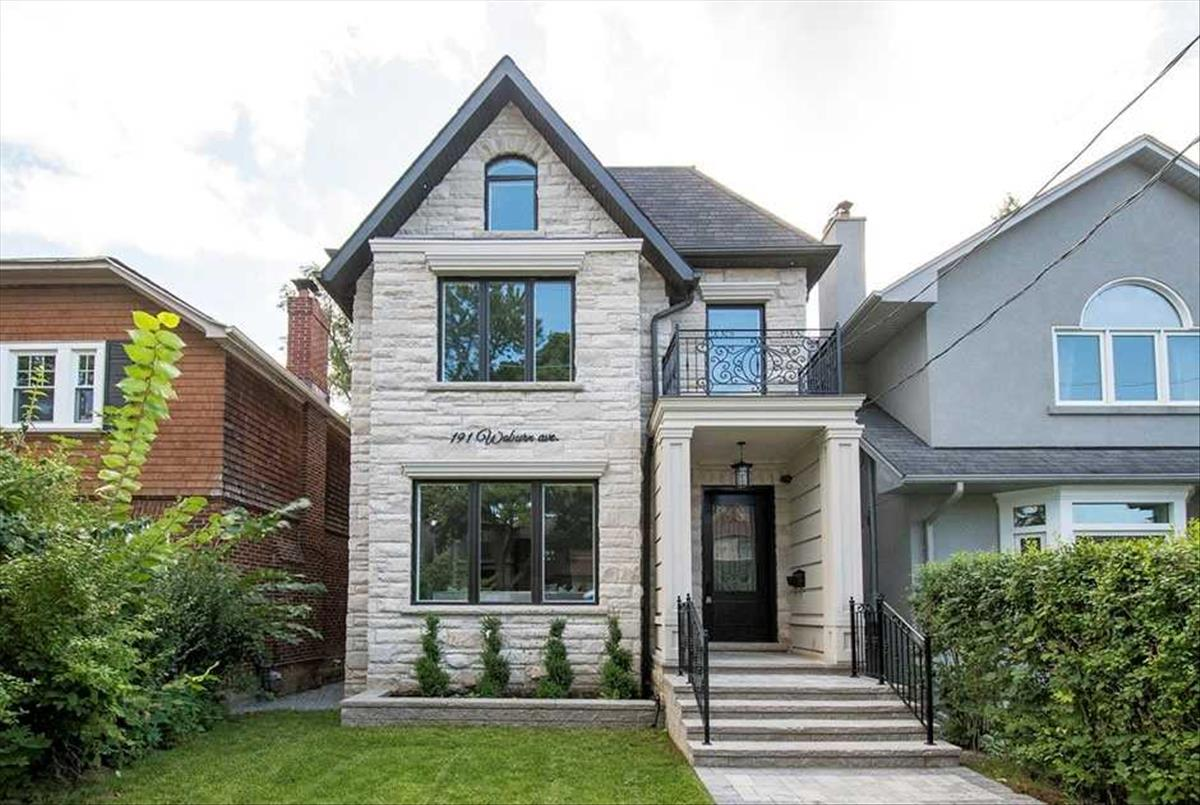 191 Woburn Ave Toronto RE/MAX Hallmark Group of Companies