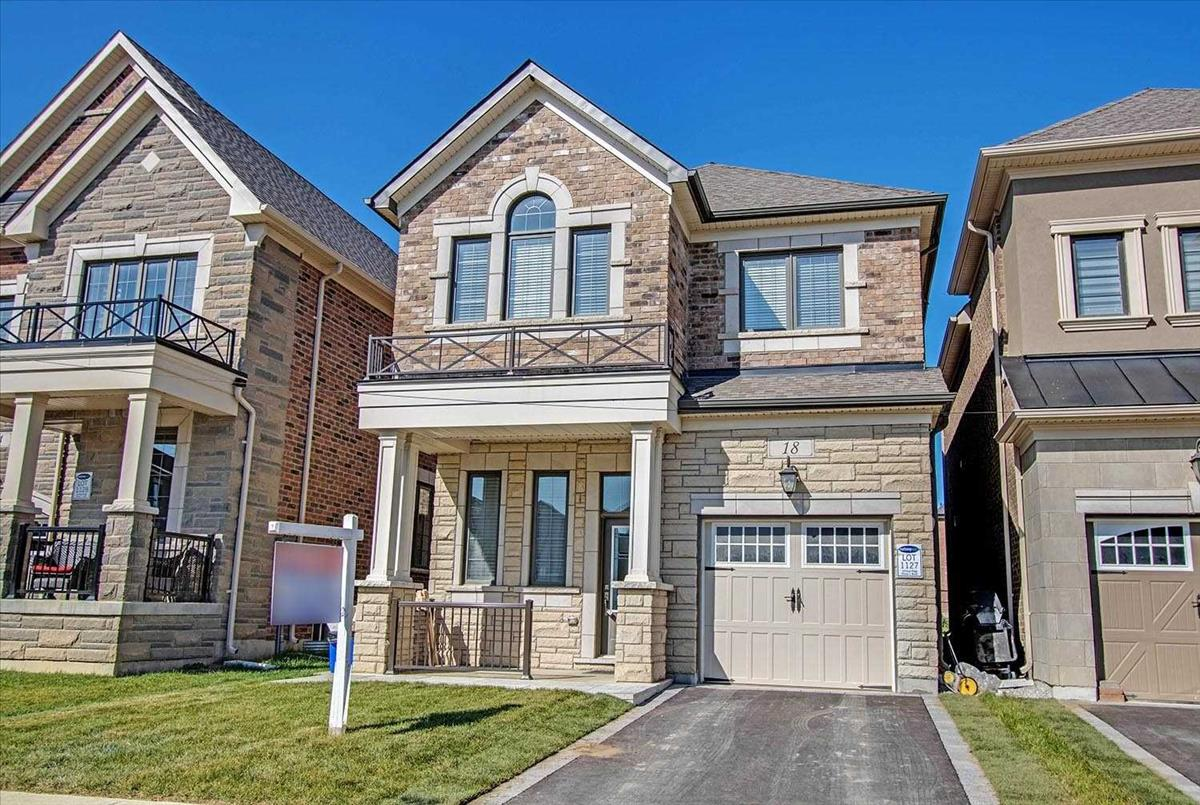 18 Faust Ridge Ave Vaughan RE/MAX Hallmark Group of Companies
