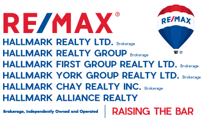 RE/MAX HALLMARK BROKERAGES